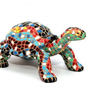 Mosaik-Tiere