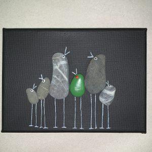 Steinvogelbilder